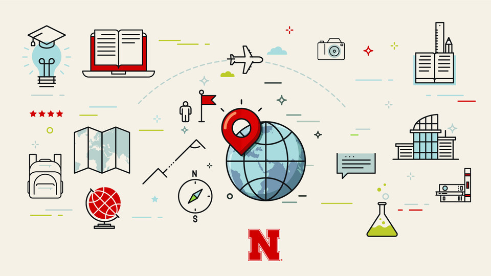 19 Huskers earn Gilman Scholarship to study abroad